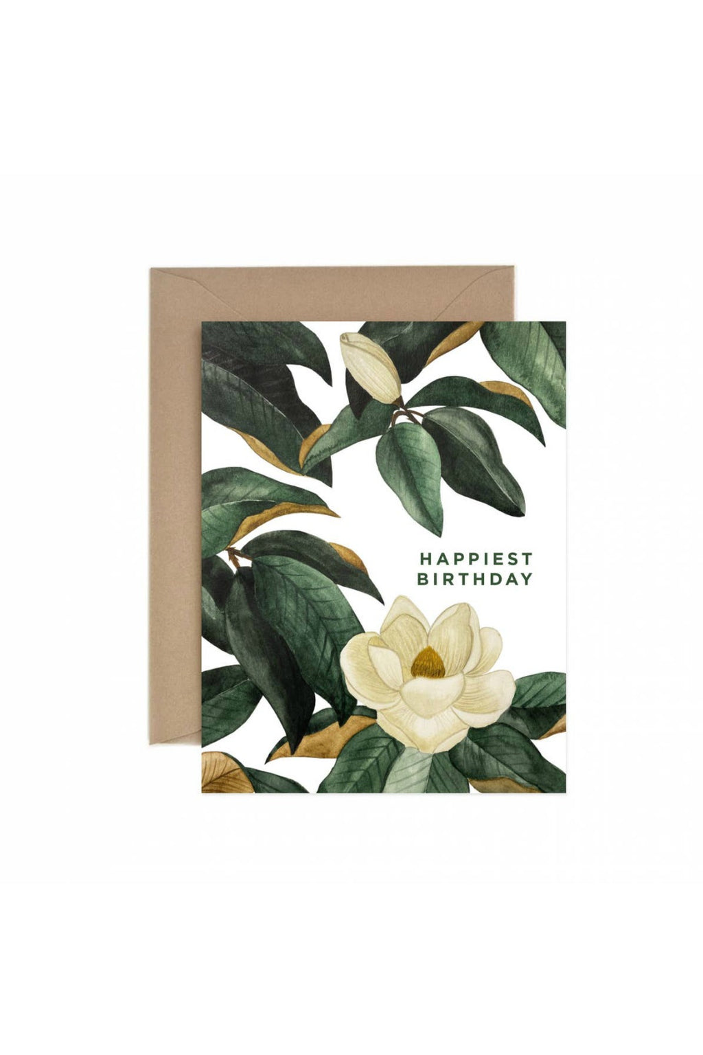 Paper Anchor Co. Magnolia Happiest Birthday Greeting