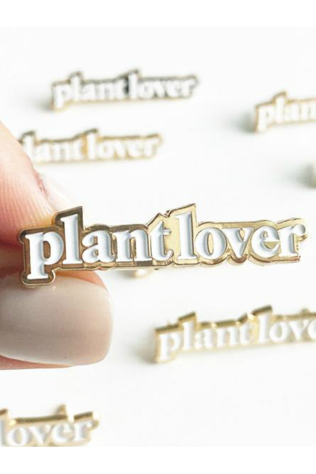 Paper Anchor Co. Plant Lover Lapel Pin