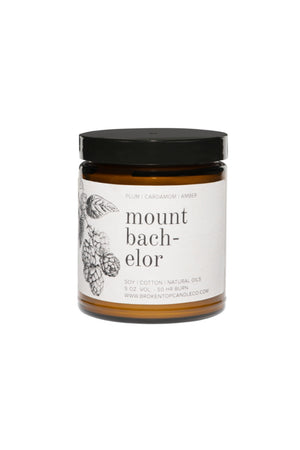 Broken Top Candle Company Mount Bachelor Soy Candle 9oz