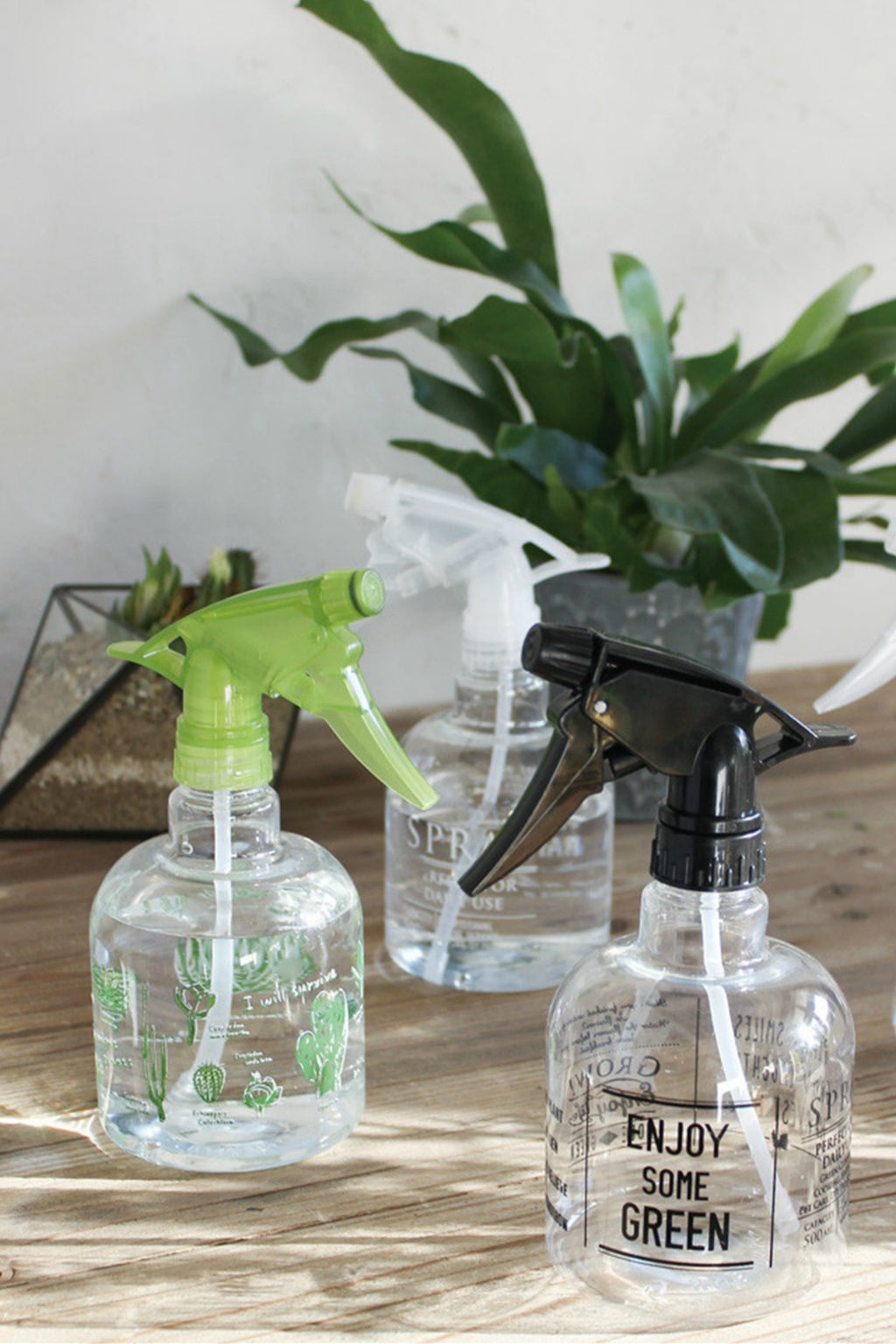 EcoVibe Style - Time Concept Plant Spray Bottle Mister