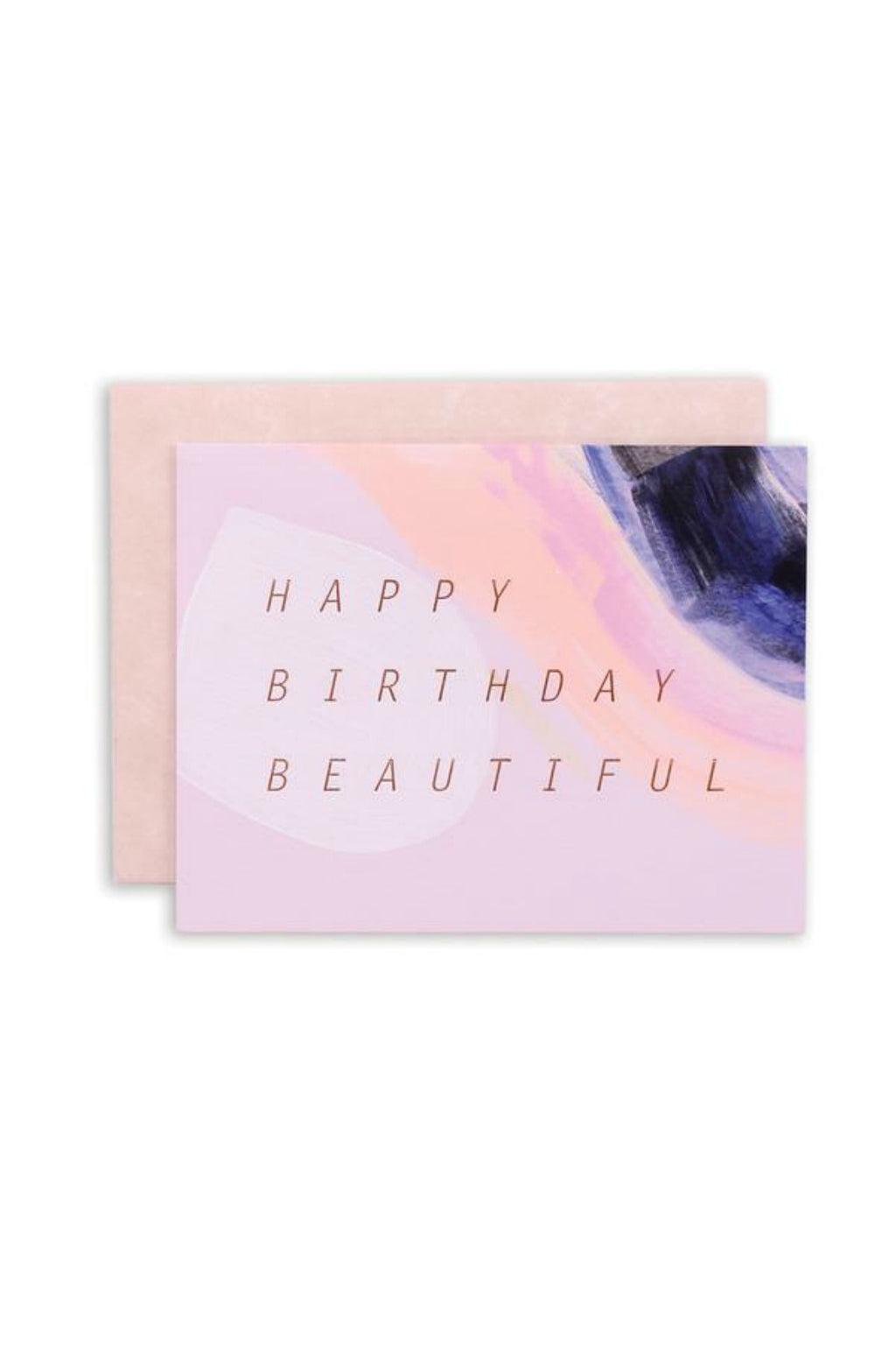 Moglea Birthday Beautiful Greeting Card