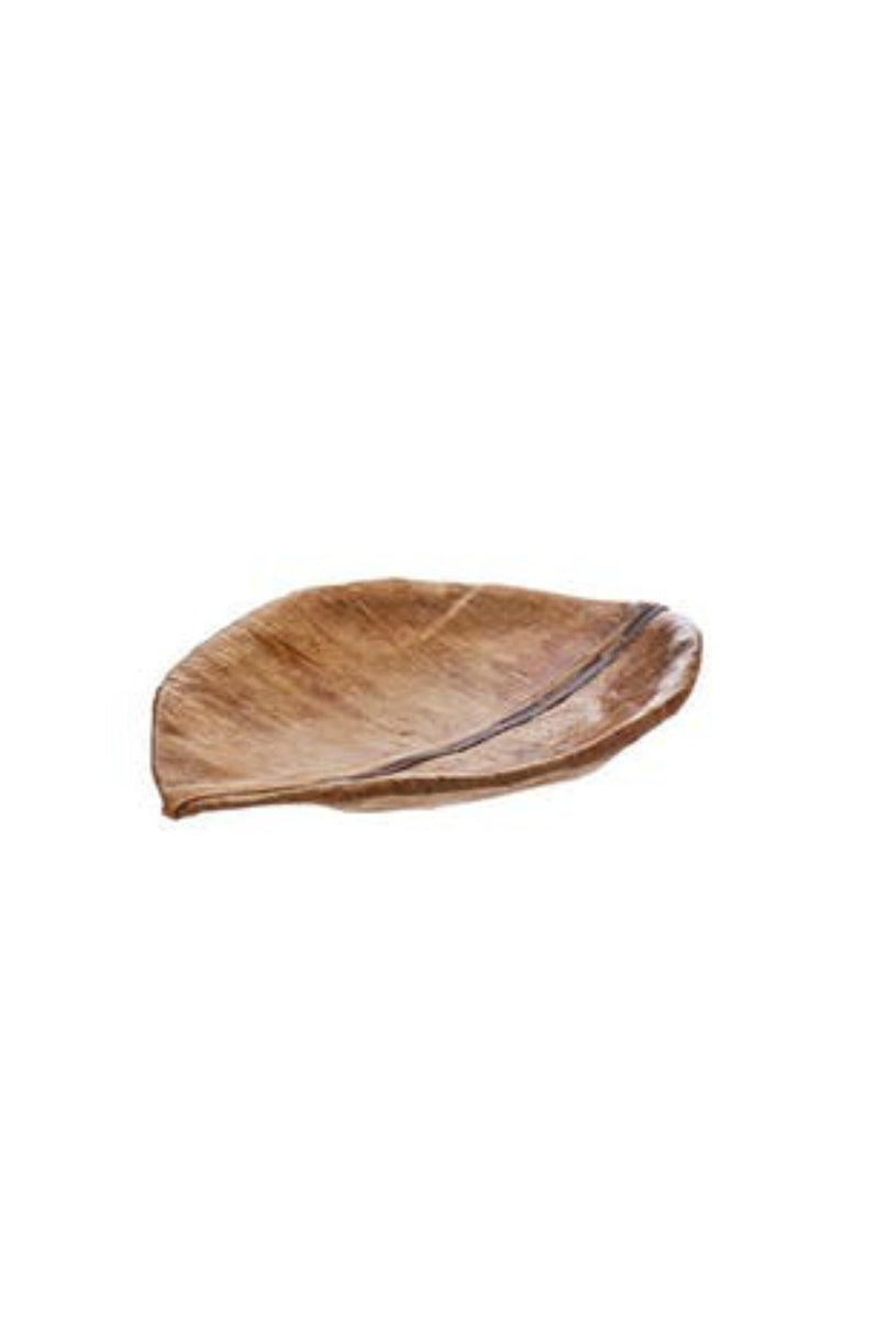 Texture by Design Ideas Lampang Banana Leaf Bowl