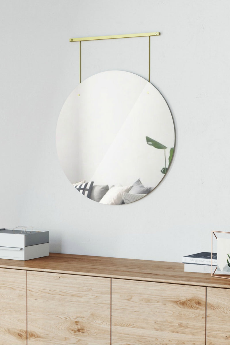 Umbra Exhibit Wall Mirror