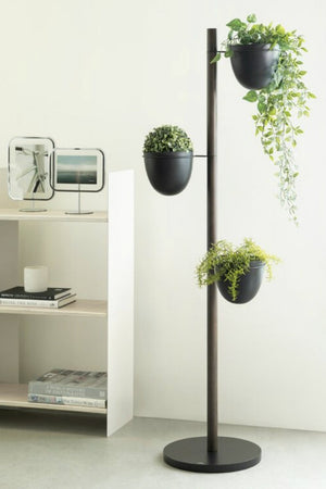 Umbra Floristand Plant Stand Black
