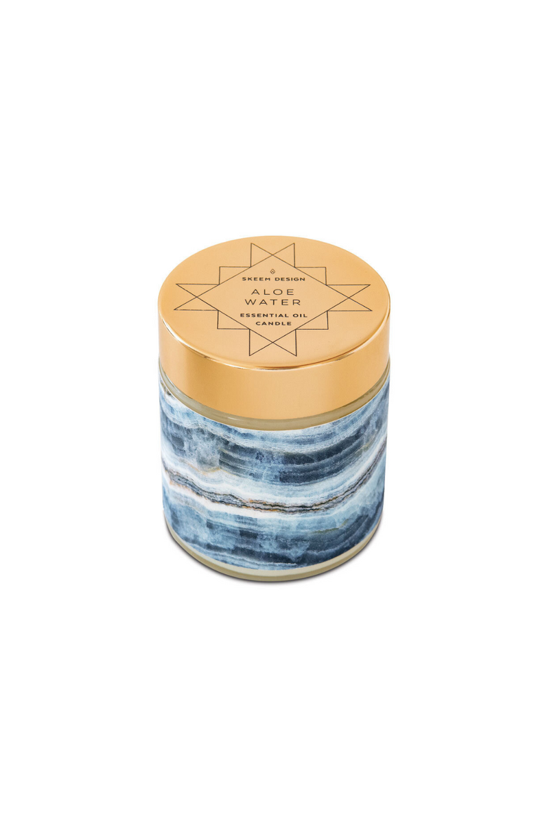 SKEEM Aloe Water Sedona Candle