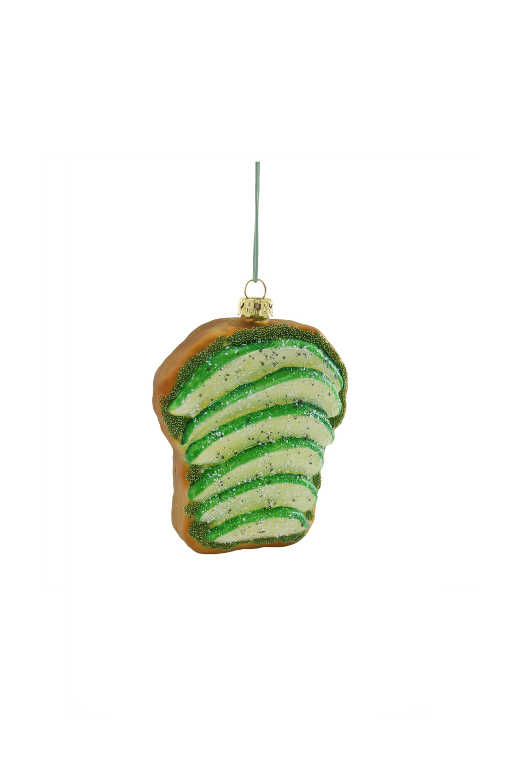 Cody Foster Avocado Toast Ornament
