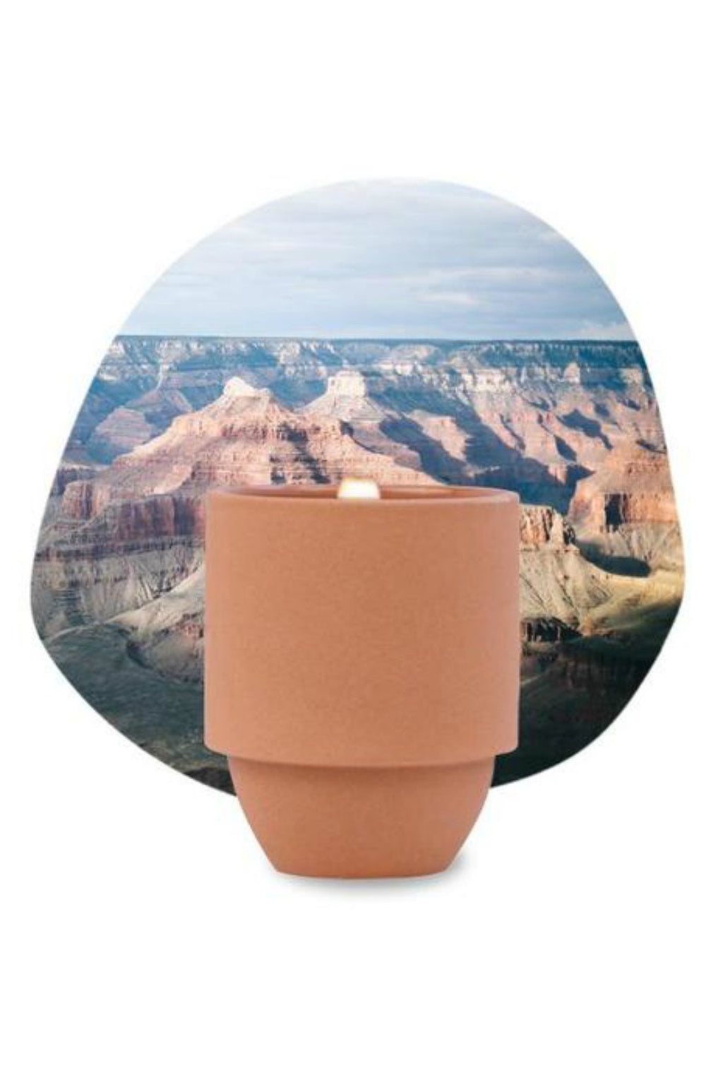 Paddywax National Park Candle - Grand Canyon Cactus Flower + Fern