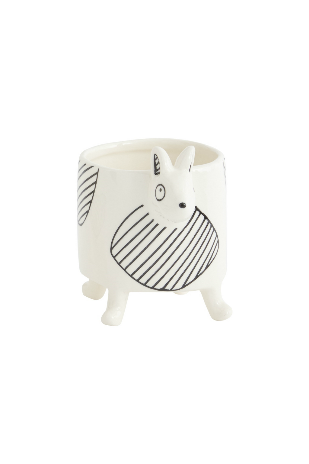 Accent Decor Chappy Pot, Small
