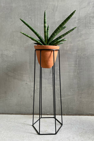 Accent Decor Cheyenne Terracotta Plant Stand