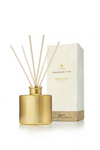Thymes Frasier Fir Reed Diffuser, Petite Gold