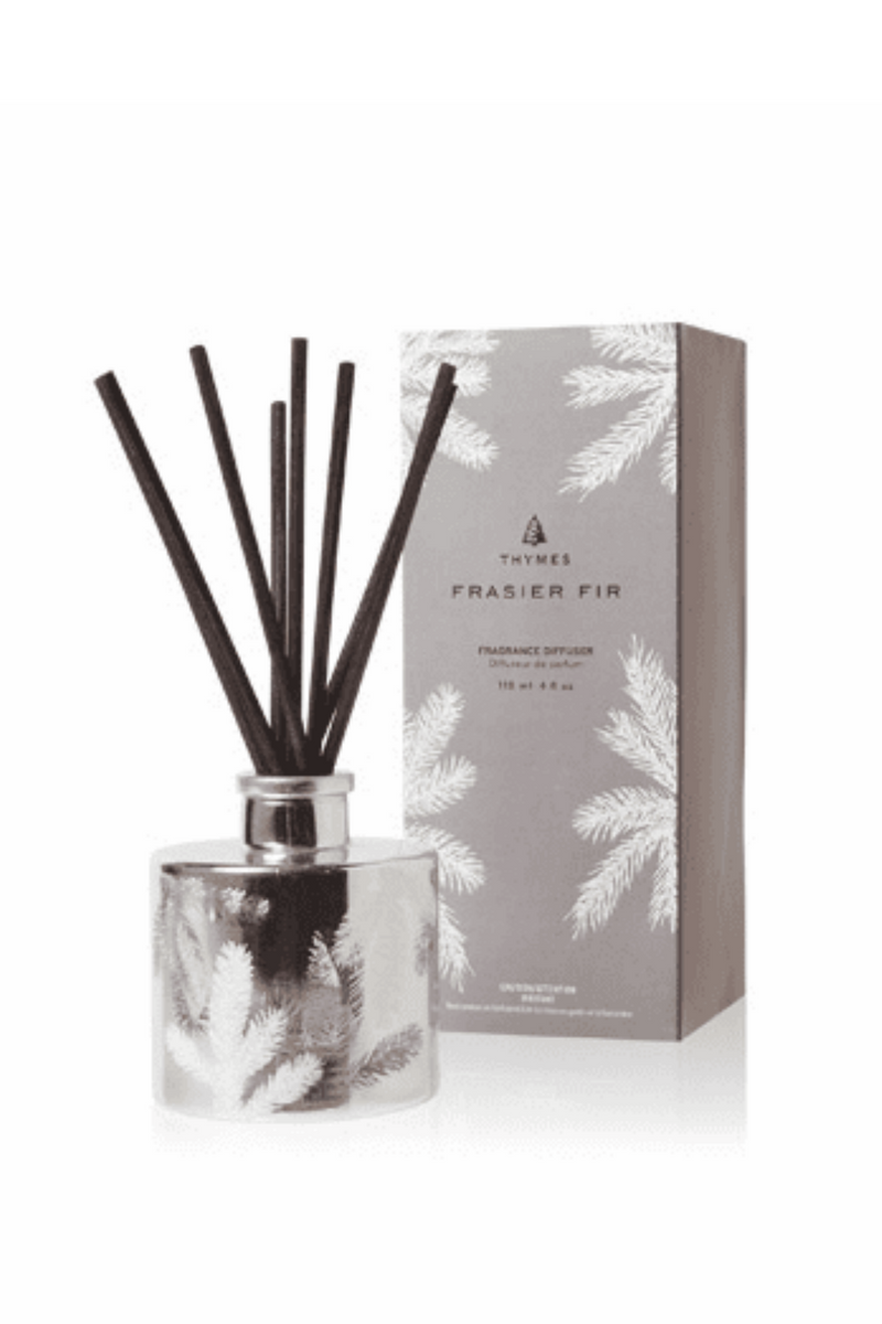 Thymes Frasier Fir Reed Diffuser, Petite Statement