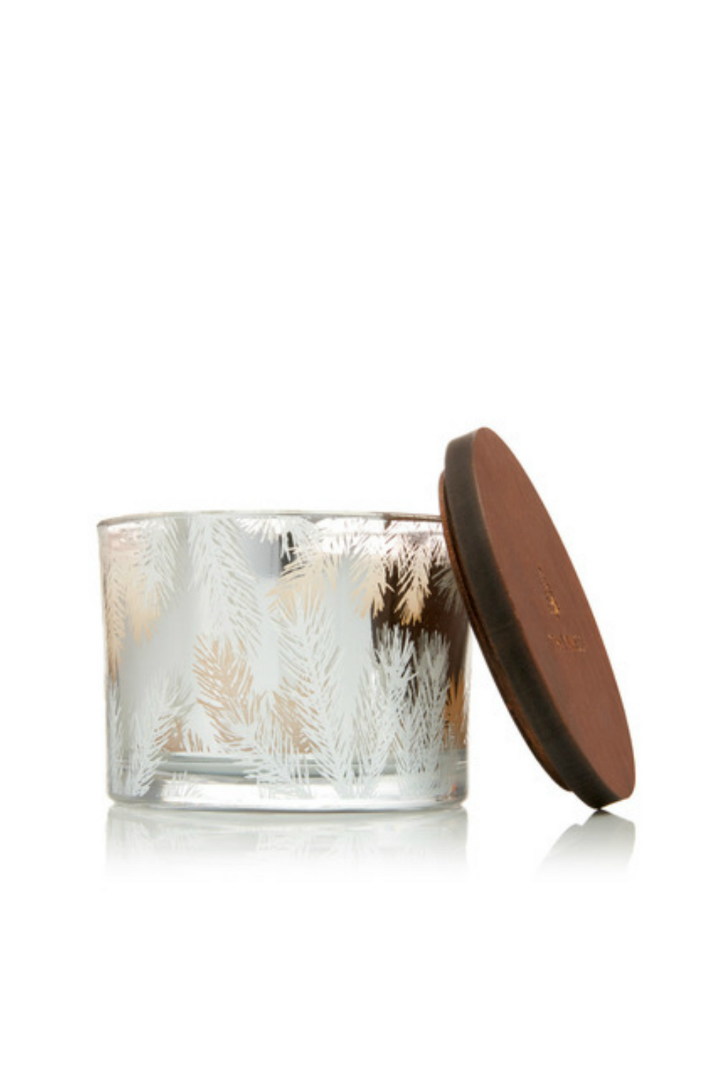 Thymes Frasier Fir Statement Glass Poured Candle