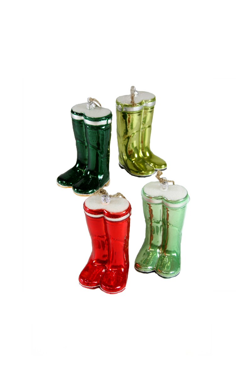 Cody Foster Garden Wellies Ornament