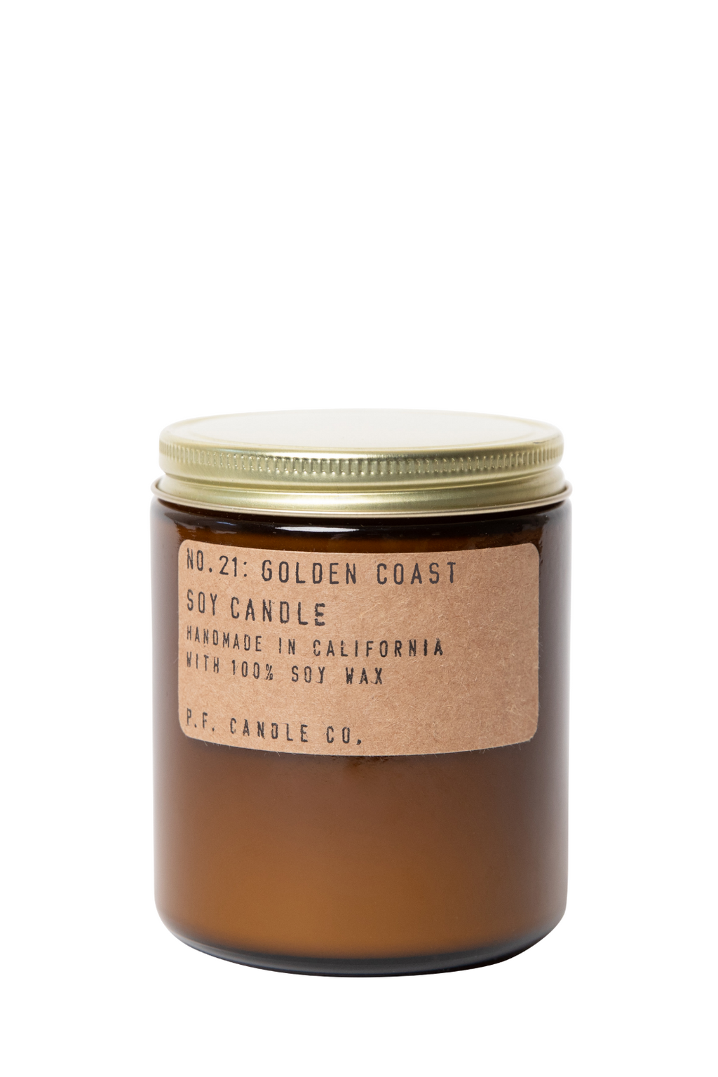 P.F. Candle Co Golden Coast Candle