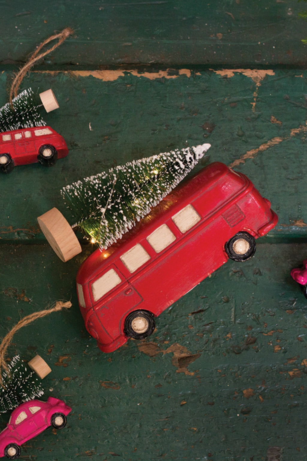Accent Decor Joyride Van Figurine