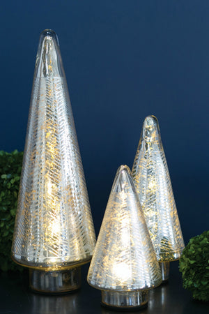 Accent Decor Magical Trees with LED Lights