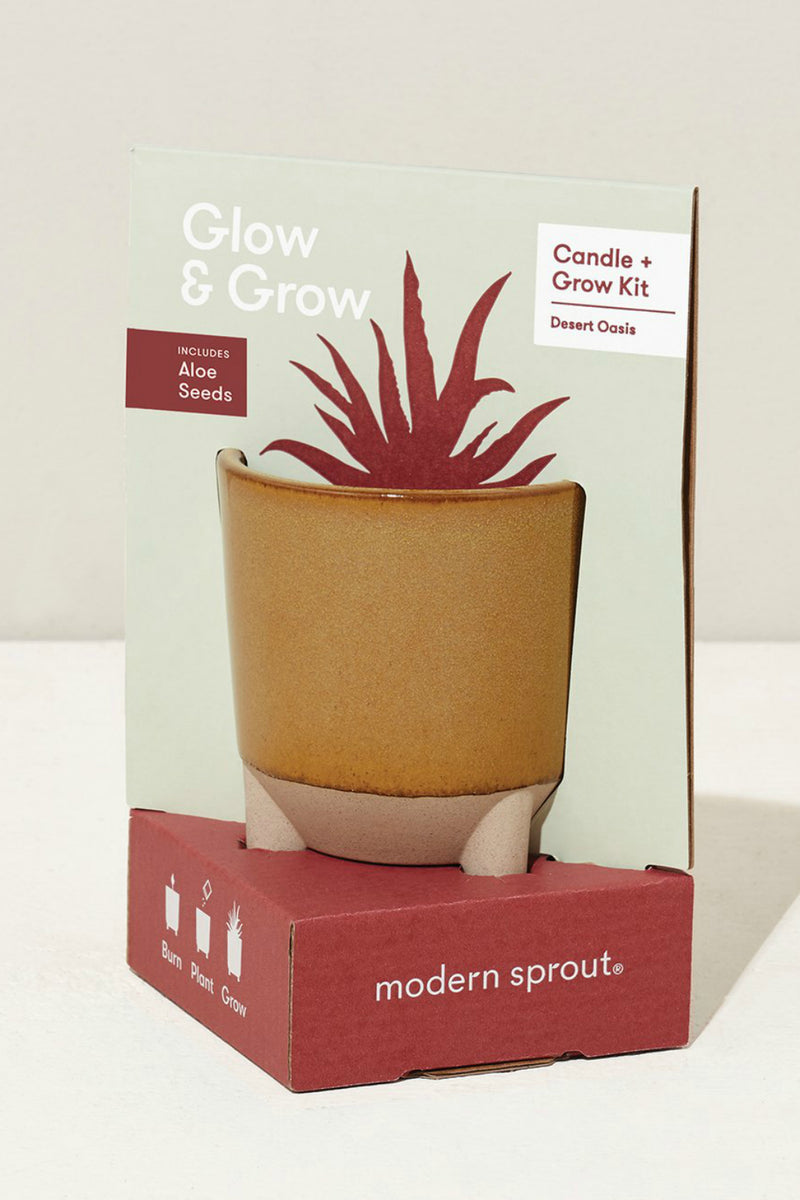 Modern Sprout Glow & Grow Kit