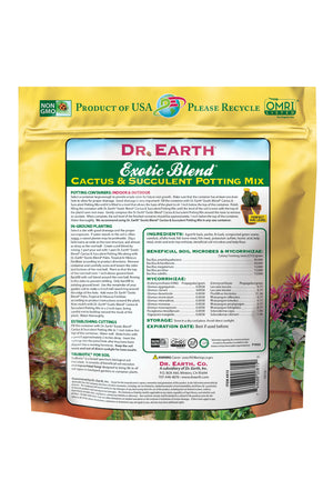 Ecovibe Home Dr Earth Potting Soil