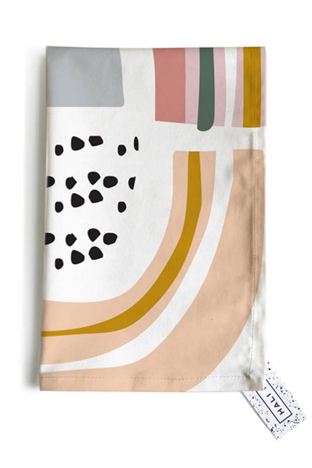 Hali Hali Prism Tea Towel