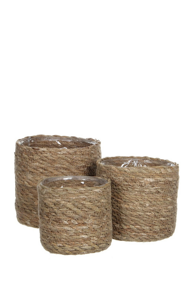 BIDK Home Atlantic Plant Basket