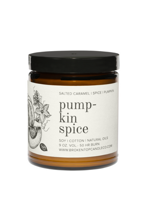Broken Top Candle Company Pumpkin Spice Candle