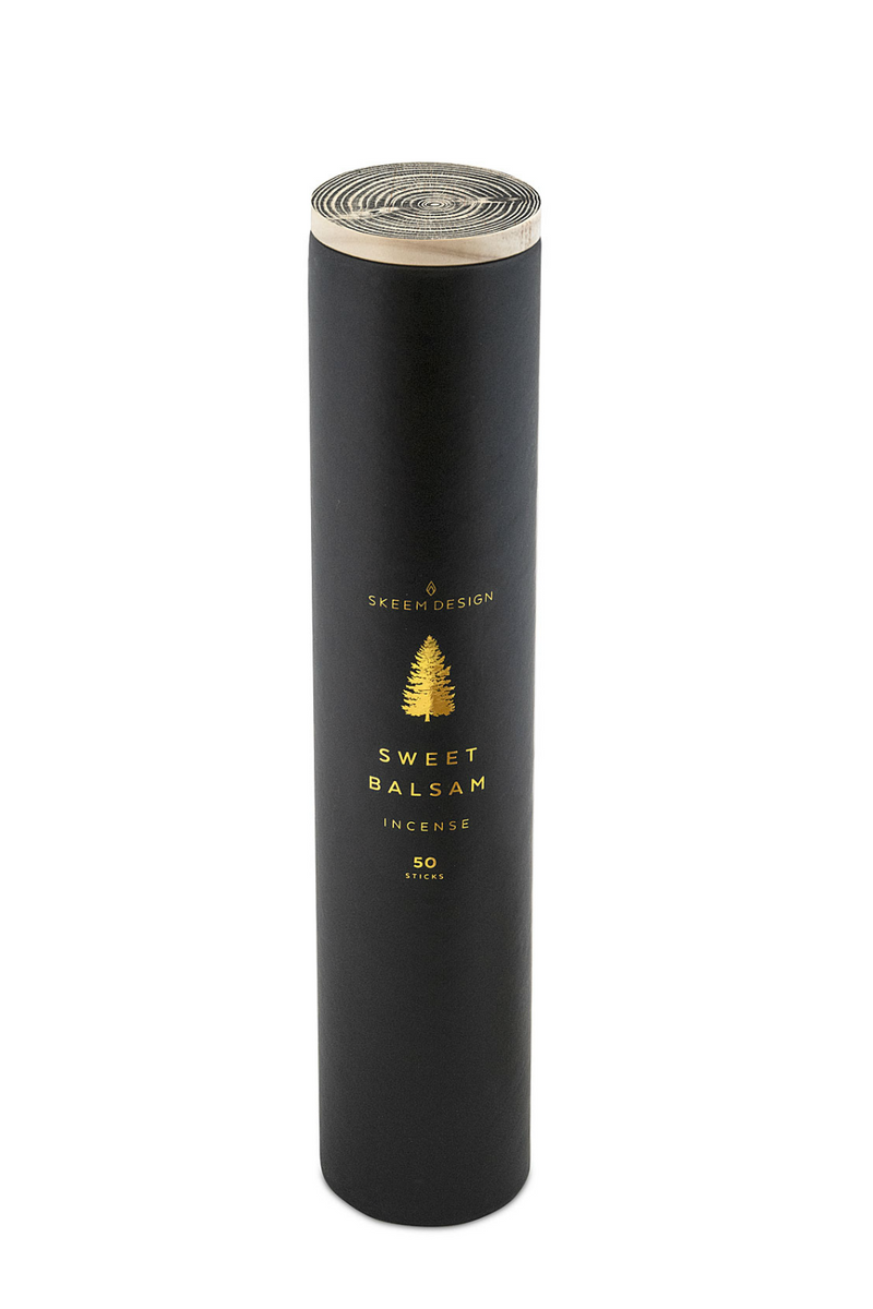 SKEEM Sweet Balsam Incense Tube