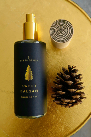 SKEEM Sweet Balsam Room Spray