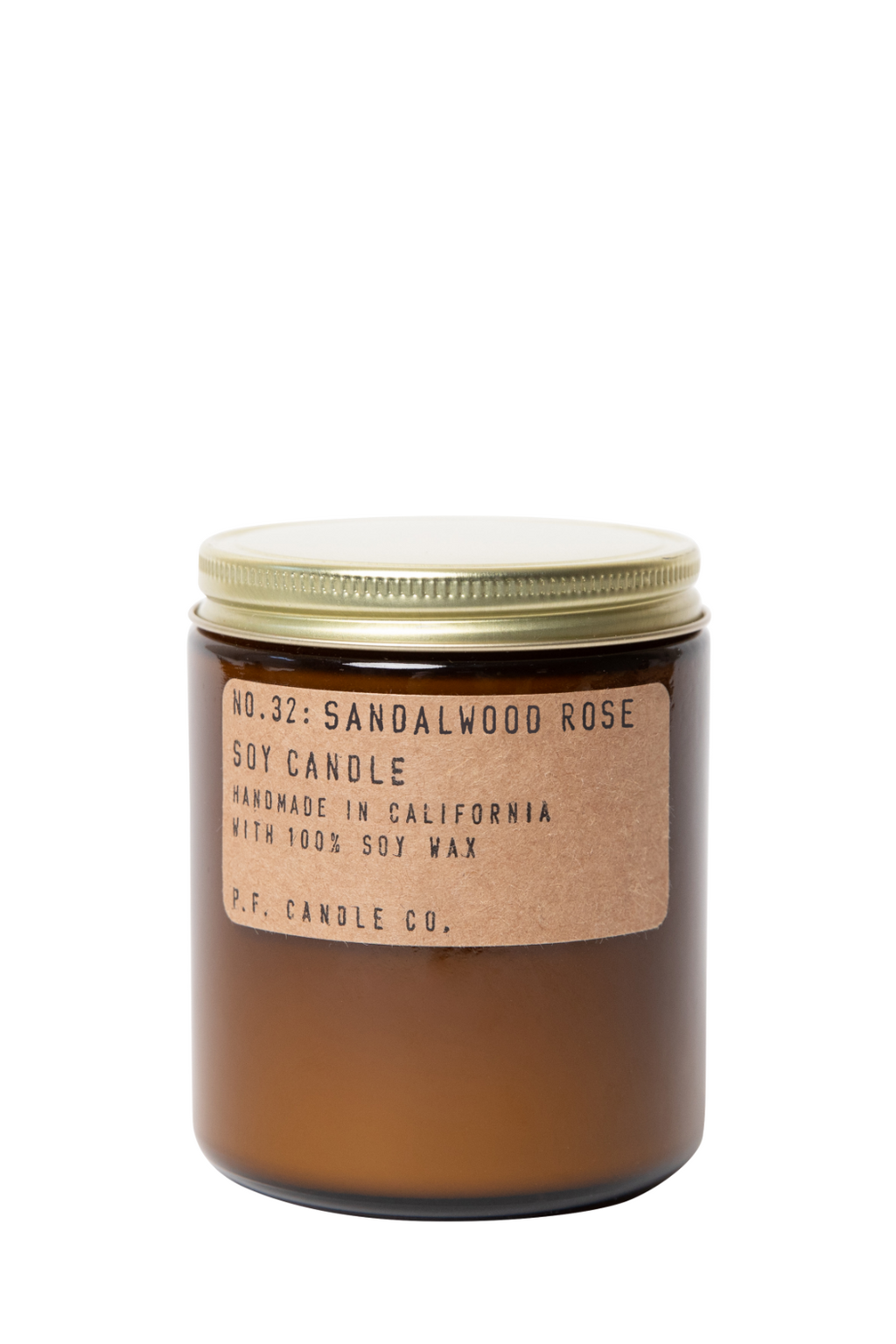 P.F. Candle Co Sandalwood Rose Candle