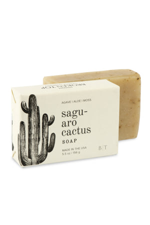 Broken Top Candle Company Saguaro Cactus Soap 5.5oz