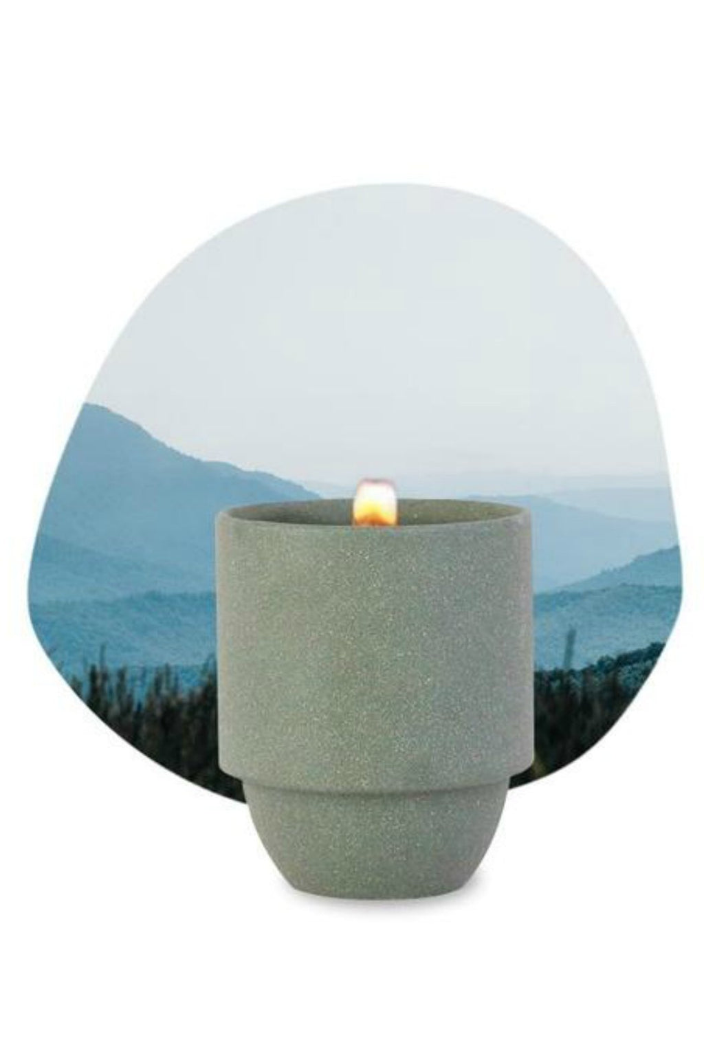 Paddywax National Park Candle - Great Smoky Mountains Maplewood + Moss