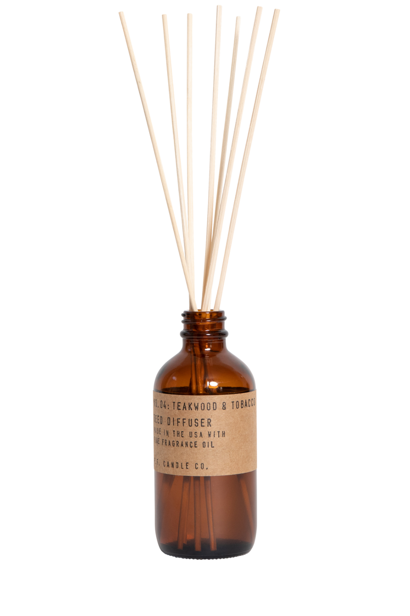 P.F. Candle Co Teakwood & Tobacco Diffuser