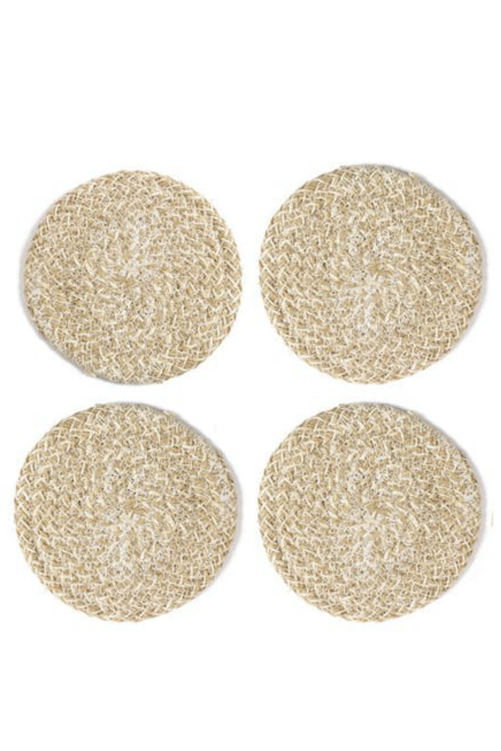 Texture by Design Design Ideas Melia Coaster Sand