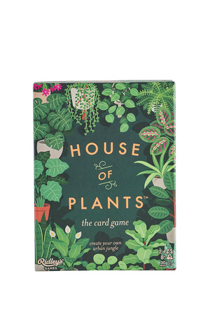 Ridley's Games House of Plants Card Game