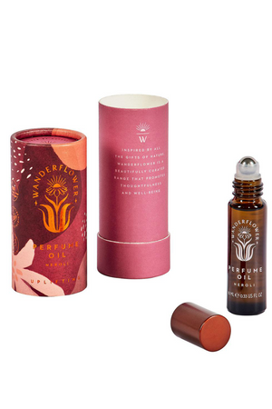 Wild & Wolf Wanderflower Neroli Roll-On Perfume