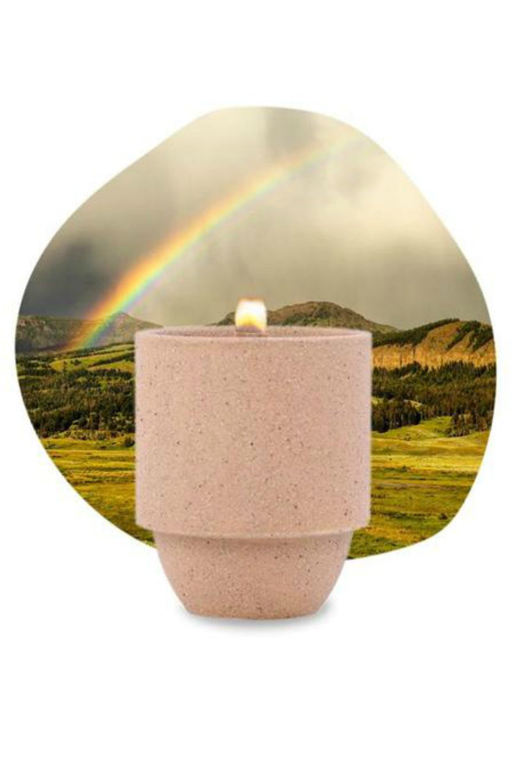 Paddywax National Park Candle - Yellowstone Sagebrush + Fir