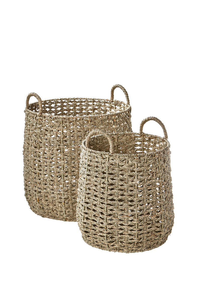 Seagrass Knot Basket