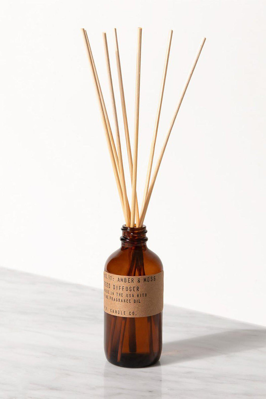 EcoVibe Style - Amber & Moss Diffuser,