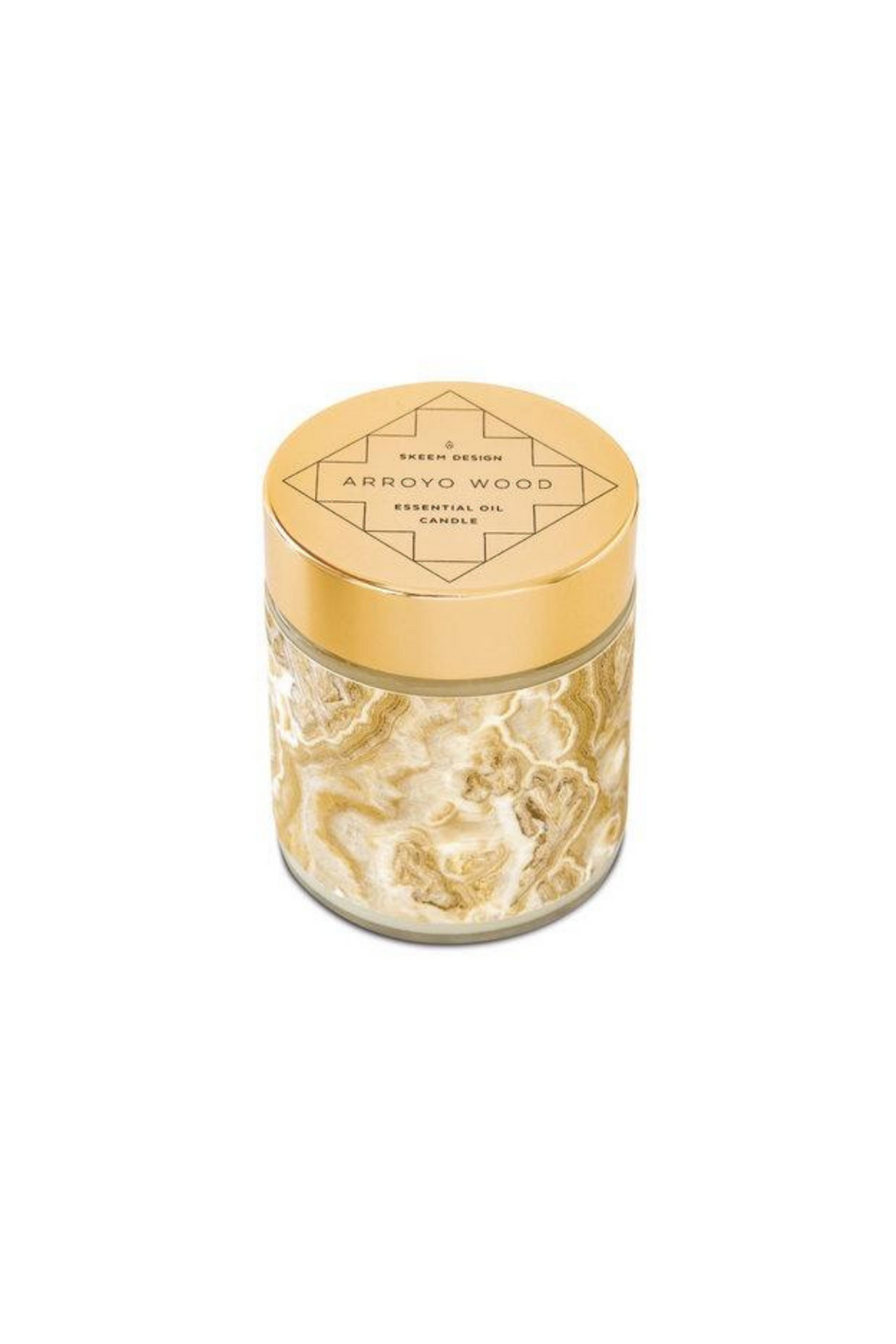 SKEEM Sedona Candle, Arroyo Wood