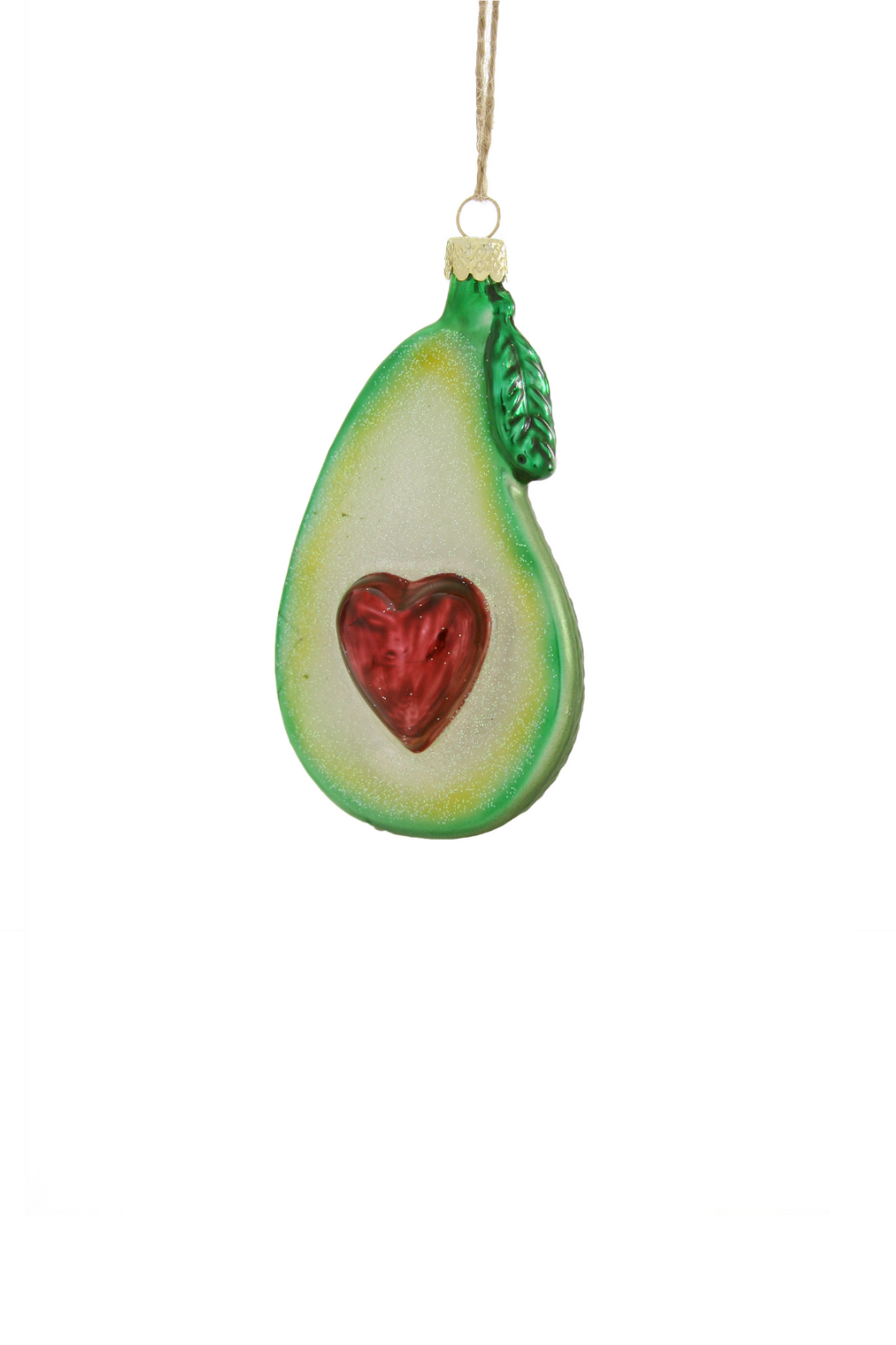 Cody Foster I Heart Avocados Ornament