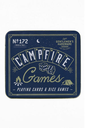 Wild & Wolf Campfire Games Playing Cards & Dice Games