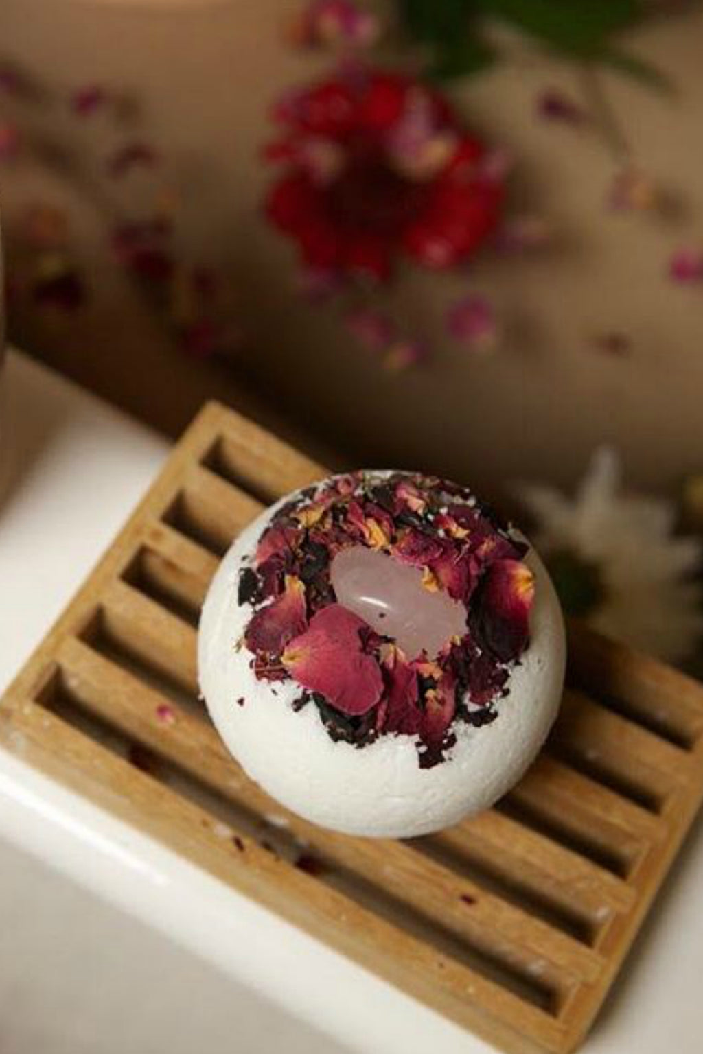 Life Flower CBD Bath Bomb