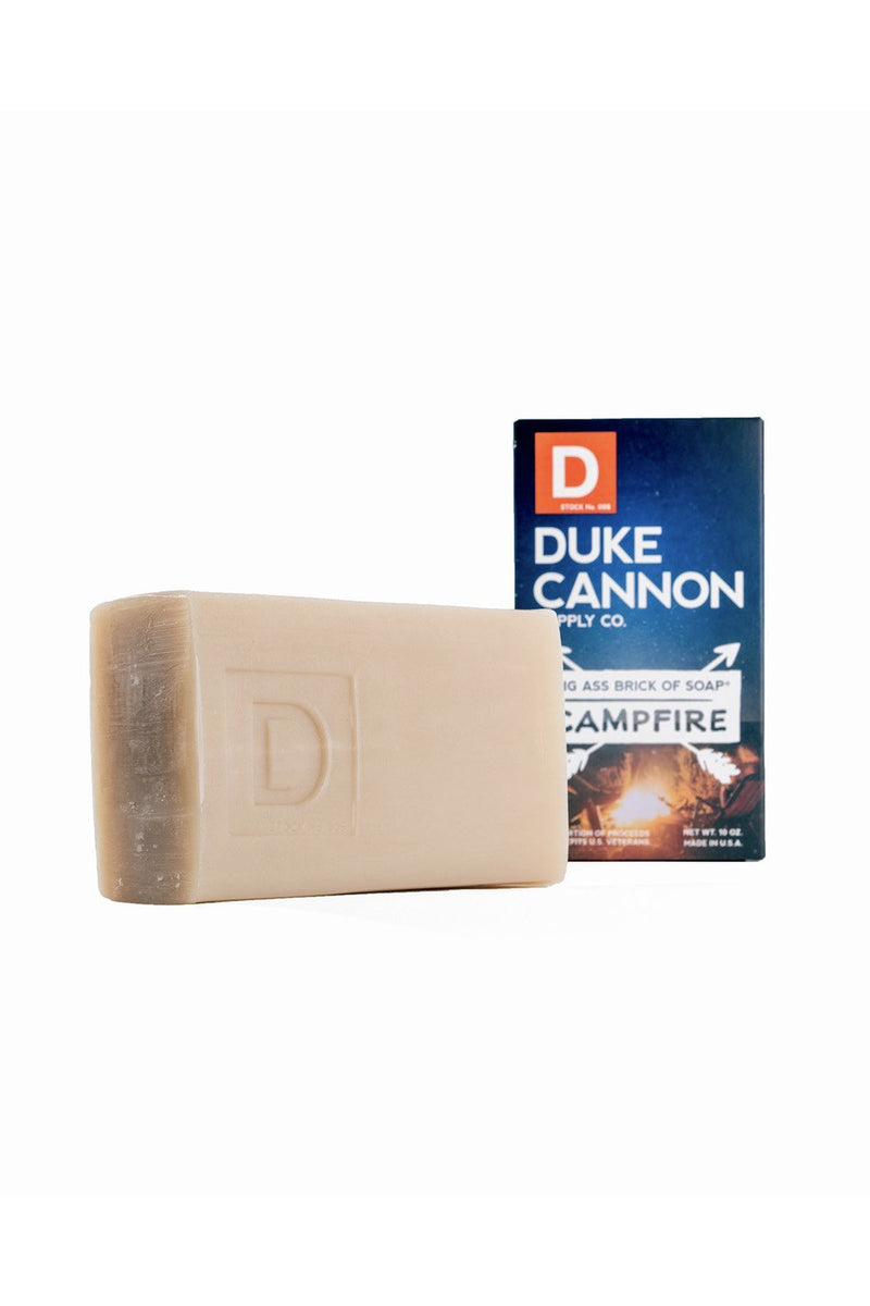 EcoVibe Style - Big Ass Brick of Soap,  | Campfire