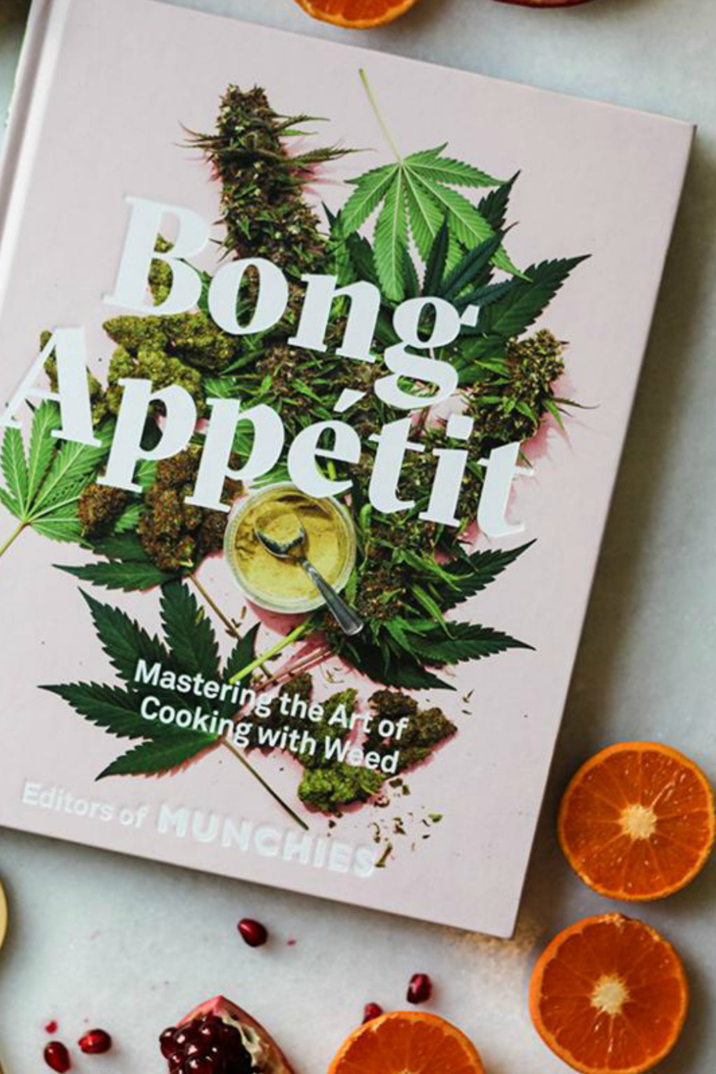 Bong Apétit: Mastering the Art of Cooking with Weed