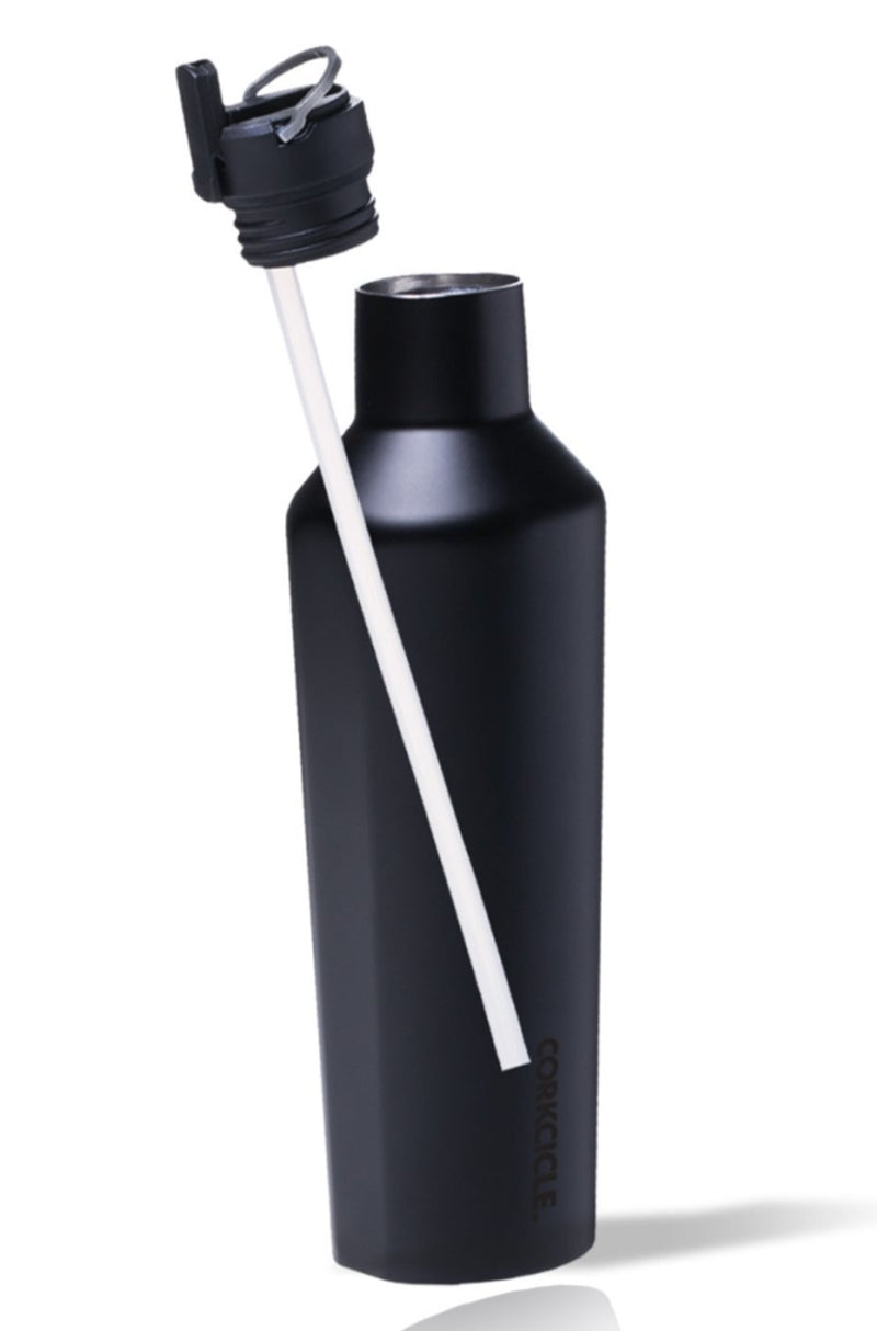 Corkcicle Canteen Cap with Straw