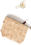 Carry Courage Adventurer Cosmetic Cork Bag
