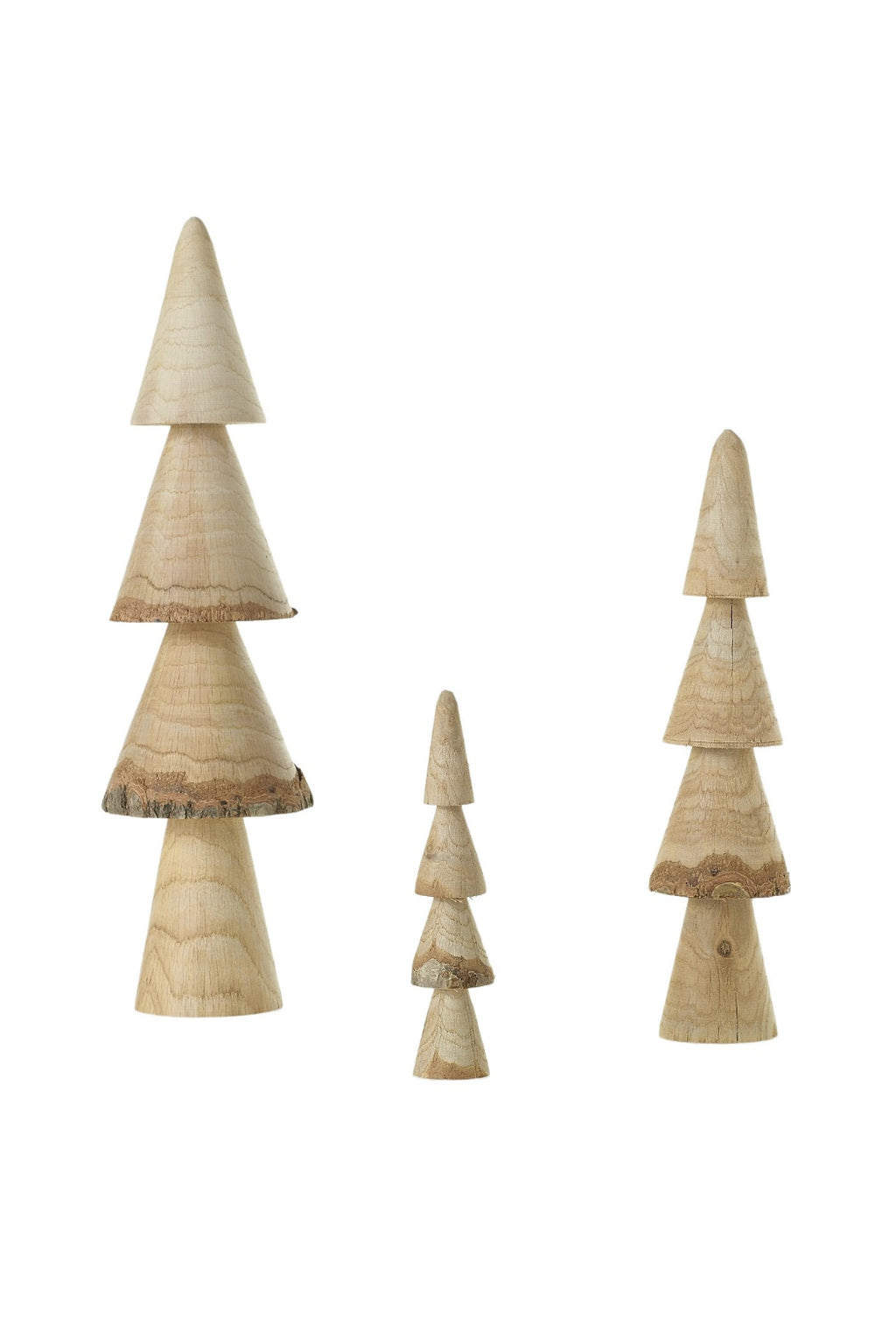 Accent Decor Wood Chester Tree