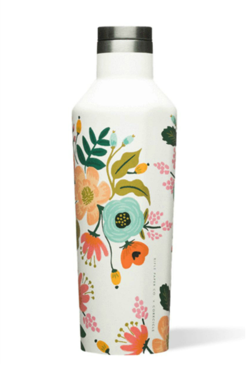 Canteen in Gloss Cream Floral