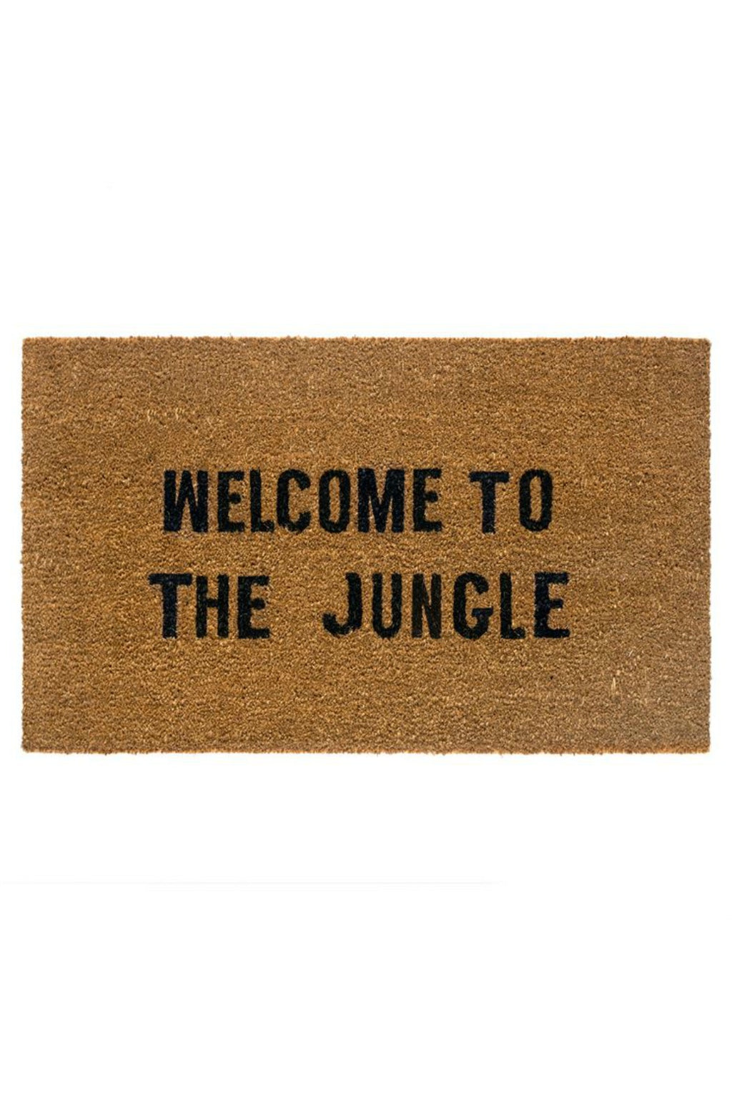 Indaba Welcome to the Jungle Doormat