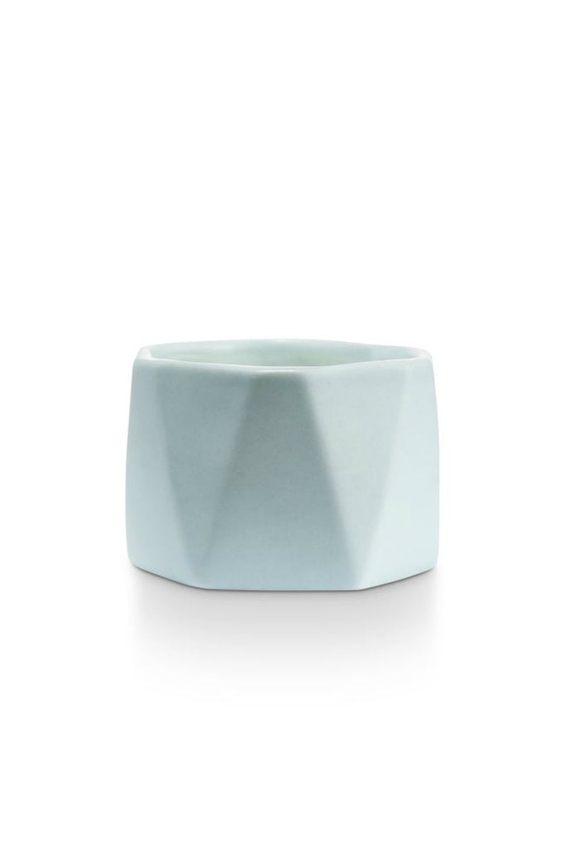 Dylan Ceramic Candle, Fresh Sea Salt