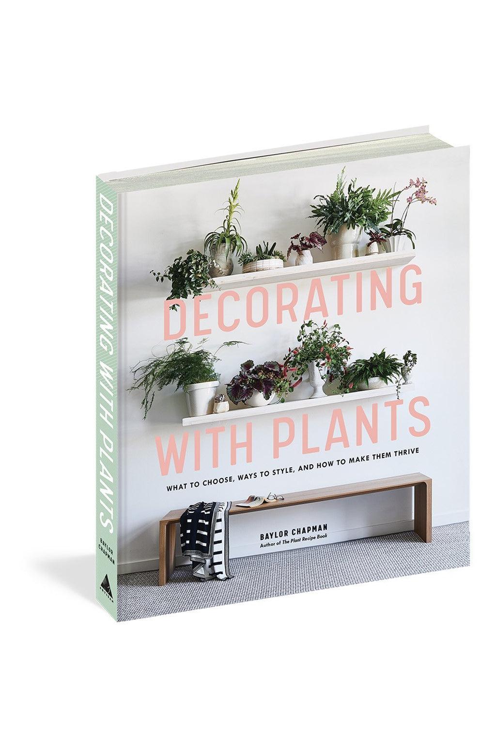 EcoVibe Style - Decorating With Plants: What to Choose, Ways to Style, and How to Make Them Thrive By Baylor Chapman, Book